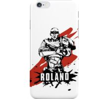 Roland iPhone Case/Skin