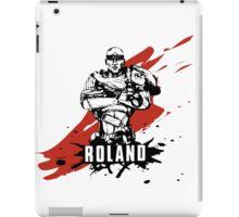 Roland iPad Case/Skin