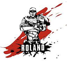 Roland Photographic Print