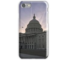 Capital Building iPhone Case/Skin