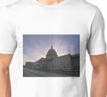 Capital Building Unisex T-Shirt
