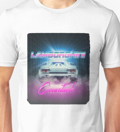 LAMBORGHINI COUNTACH Unisex T-Shirt