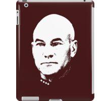 Picard iPad Case/Skin