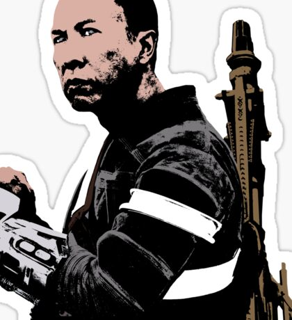 Chirrut Imwe - Star Wars: Rogue One - Sticker Sticker