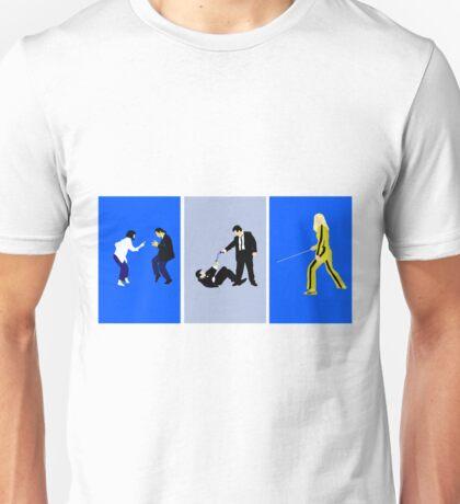 tarrentino inspired  design Unisex T-Shirt