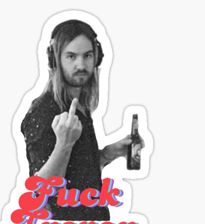 F*** Trevor Sticker