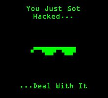 Hacker Deal With It by MetroDesign-Art