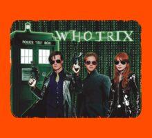 The Whotrix Kids Tee