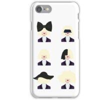 Sia iPhone Case/Skin