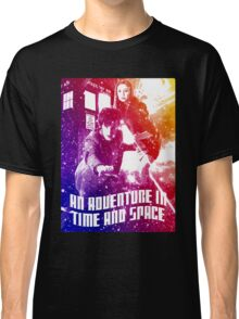 An Adventure in Time and Space Classic T-Shirt