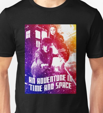 An Adventure in Time and Space Unisex T-Shirt
