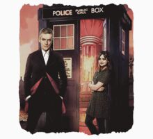 Capaldi Doctor Who Kids Clothes