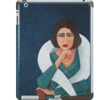 Florbela Espanca - There is a spring in every life iPad Case/Skin