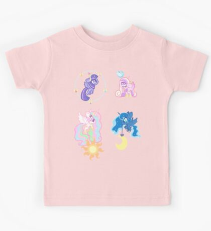Pony Princesses Kids Clothes