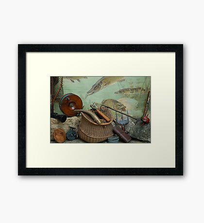 Times past Framed Print