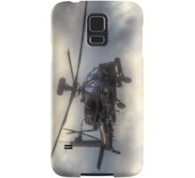 Mean Looking  Apache HDR - Dunsfold Wings and Wheels 2014 Samsung Galaxy Case/Skin