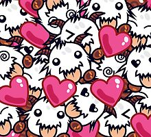 Poro Party by sylview