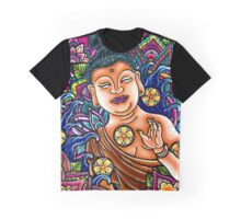 buddha the divine peace Graphic T-Shirt