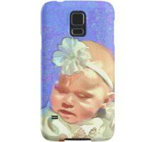Precious little one Samsung Galaxy Case/Skin