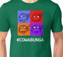 #cowabunga Unisex T-Shirt