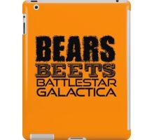 Bears, Beets, Battlestar Galactica - The Office iPad Case/Skin