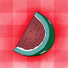 Watermellon Slice II by YoPedro