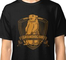 Groundhog Day With Groundhog Classic T-Shirt