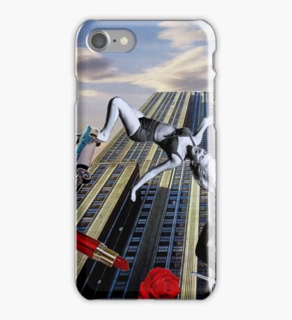 When it All Comes Crashing Down iPhone Case/Skin
