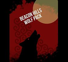 Beacon Hills Pack by iheartgallifrey