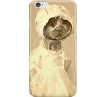Creepy Victorian Era  Heartly iPhone Case/Skin