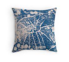 BLUE Grade One Throw Pillow