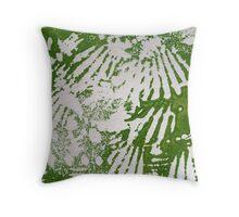 Grade One Green Cushion Throw Pillow