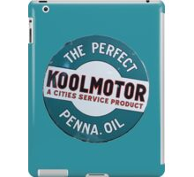 Koolmotor Penna Oil iPad Case/Skin