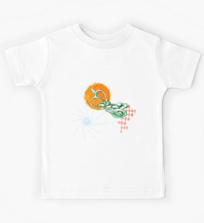 Ear Labyrinth  Kids Tee