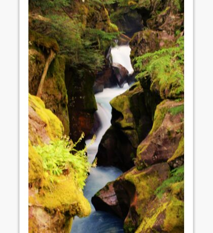 Avalanche Gorge Sticker
