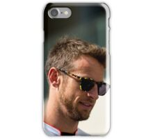 Jenson Button  Formula 1 iPhone Case/Skin