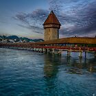 Kapellbrucke by anorth7