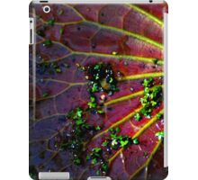 Cypress Swamp Lily Pad iPad Case/Skin