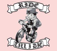 Pokemon Ride Till I Die  Baby Tee