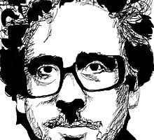 Tim Burton by burrotees