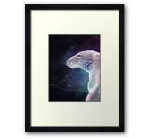 Winter King Framed Print