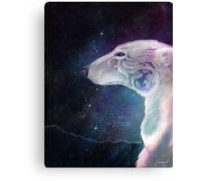 Winter King Canvas Print