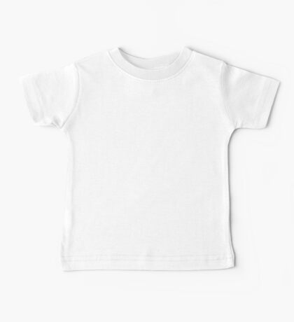 Waveformless Logo, Sequential Font Baby Tee