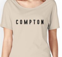 Compton (Special) Women's Relaxed Fit T-Shirt