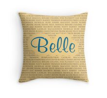 Anyelle Throw Pillow