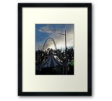 It's About Time to Head Home Framed Print