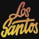 Los Santos by thehorror