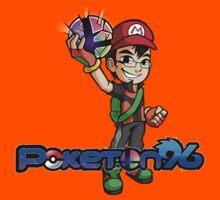 Poketon96 Smash/ORAS Season Art w/ Text Art T-Shirt