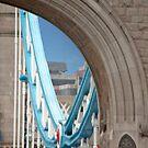 Tower Bridge by phil decocco