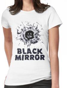 Black Mirror Series Shirt Womens Fitted T-Shirt